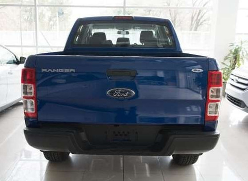 nueva ford ranger xl 2.2 diesel 4x2 doble cabina 0km as1