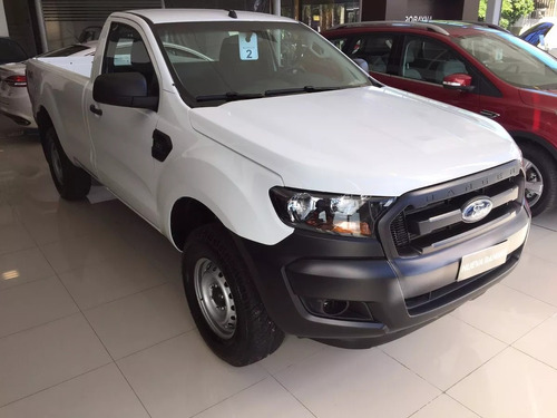 nueva ford ranger xl 4x4 2.2 diesel cabina simple 0 km 2018a
