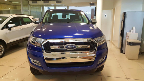 nueva ford ranger xlt 100% financiado cuota final 9900$