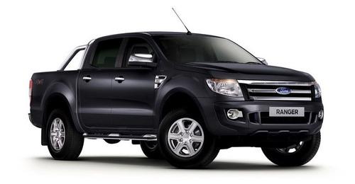 nueva ford ranger xlt 4x4 mt/at