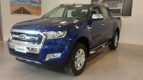 nueva ford ranger xlt - cabina doble - motor 3.2 - 4x2 sb