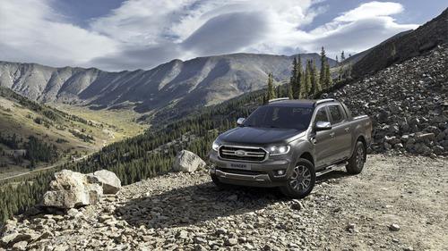 nueva ford ranger xlt doble cabina con 5 años de garantía