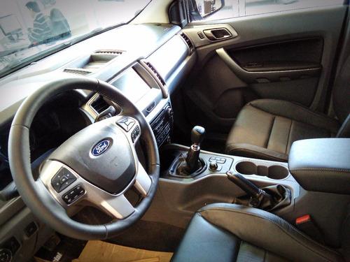 nueva ford ranger xlt manual 3.2 4x4 c/d 0km 2018 am3