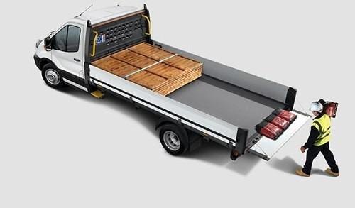 nueva ford transit chassis 0km tomo usado / financio |