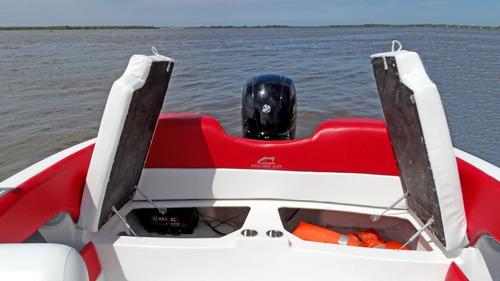 nueva fuel 190 sport c/mercury 150 hp 4t ,10 años gtia