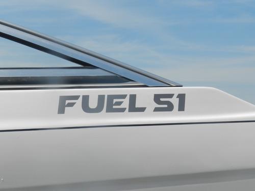 nueva fuel 51 sport! , acercate a probarla, financio 100%