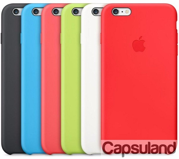 4fd6538cf9b Nueva! Funda Silicona Apple Original iPhone 6 6s Plus! Local - $ 799 ...