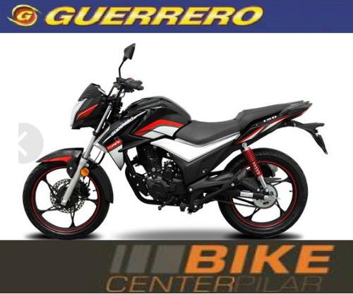 nueva gr1 150 - bikecenter - agente oficial guerrero pilar