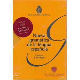 Nueva Gramática De La Lengua Española, Real Academia Español