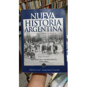 Nueva Historia Argentina - Tomo X - Dictadura Y Democracia