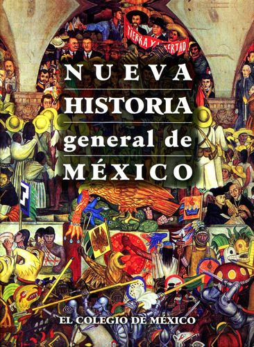 nueva historia general de mexico - erick velasquez garcia /