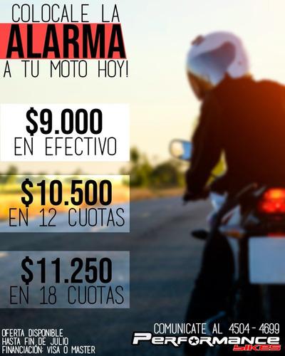 nueva honda cb-125f / 2019 performance bikes