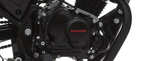 nueva honda cb-125f / twister / roja  performance bikes