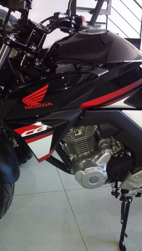 nueva honda cb250 twister en motolandia fleming 5197-7616