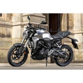 Nueva Honda Cb300 R 0km Naked Power Bikes