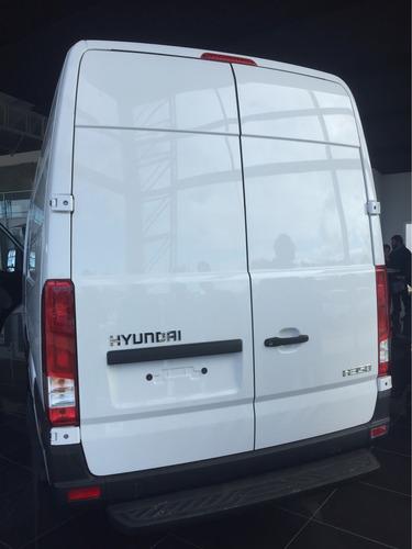 nueva hyundai h350 2.5crdi 150hp furgon 12.9m3 y bus 16/17+1