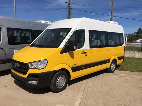 nueva hyundai h350 2.5crdi 170hp minibus varias opciones!