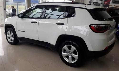 nueva jeep compass 2.4 sport - 0km anticipo $337.000 tasa 0%