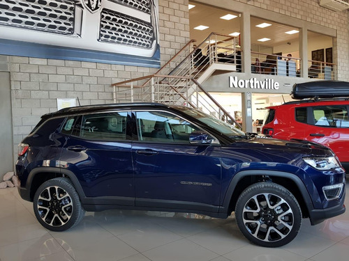 nueva jeep compass limited plus 2.4 2019 4x4 stock vtasweb