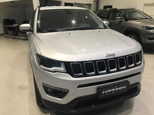 nueva jeep compass longitude at6 fwd my20