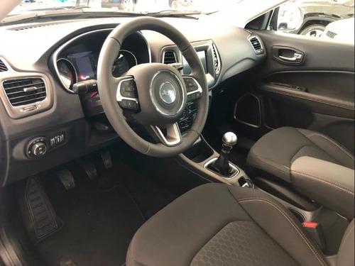 nueva jeep compass sport at6 0km - financiamiento | mlr