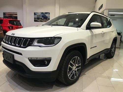 nueva jeep compass sport at6 fwd