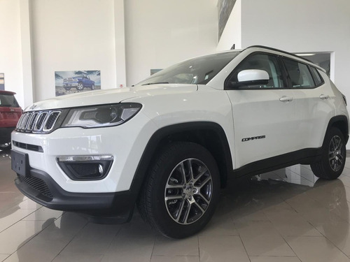 nueva jeep compass sport at6 fwd my20