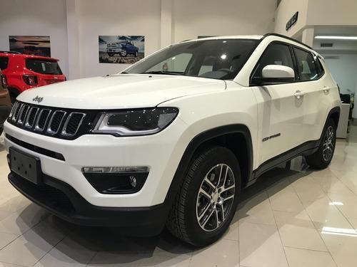 nueva jeep compass sport mt6 fwd my19