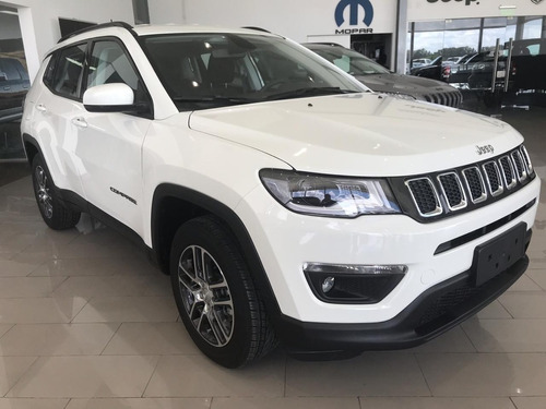 nueva jeep compass sport mt6 fwd my20