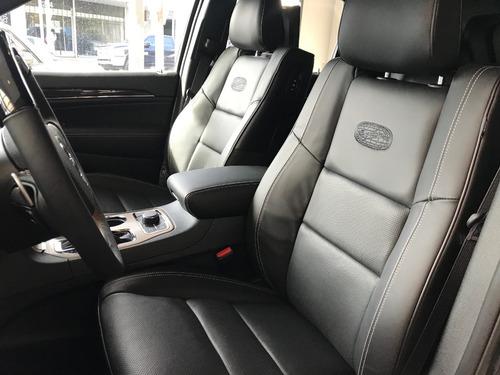 nueva jeep grand cherokee overland 0km 2018 entrega ya!