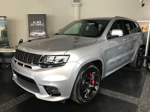 nueva jeep grand cherokee srt 6.4 v8 0km 2018 entrega stock