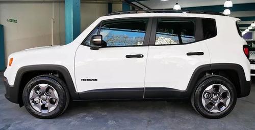 nueva jeep renegade 1.8 sport - anticipo: $140.000 o usados