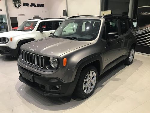 nueva jeep renegade 1.8 sport at6 my20