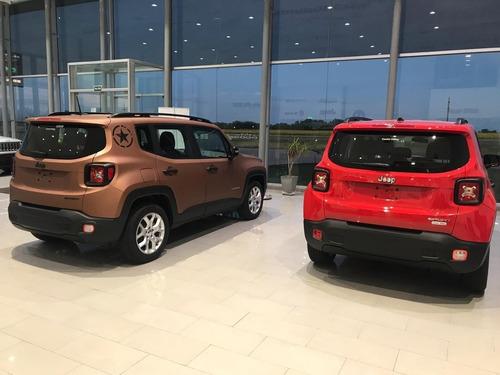 nueva jeep renegade 1.8l sport at6 contado!!. 2020 única!!!