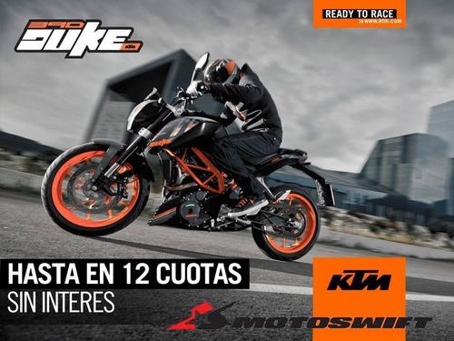nueva ktm duke 390 0km 2017 motoswift entrega inmediata