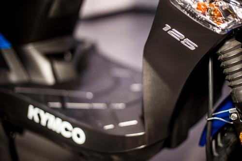 nueva kymco agility 125 naked lidermoto