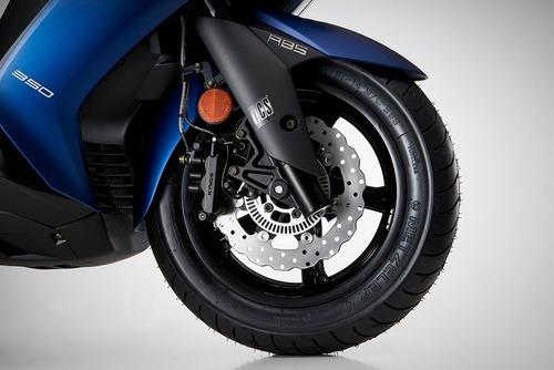 nueva kymco  downtown 350i / 2020 sauma motos.