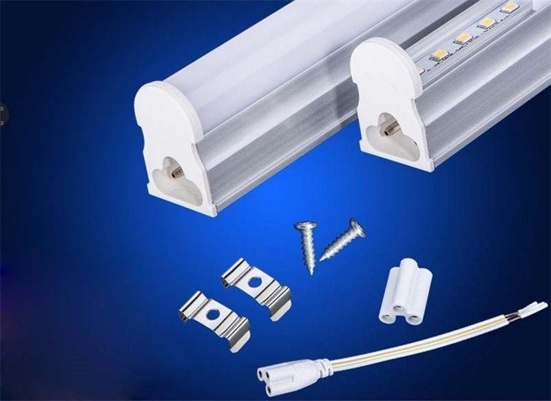 Nueva lampara tubo led 2017 t5 ultra delgada mas - Lampara tubo led ...