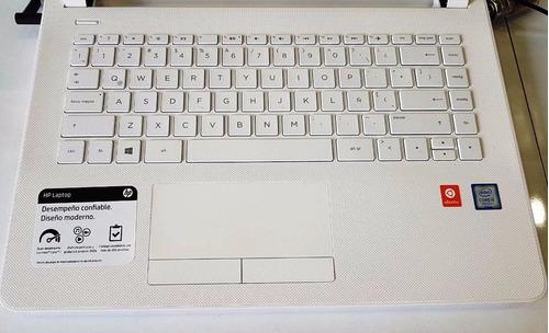 nueva laptop hp i5 7ta 8gram 1tb 14p dvd bs015la + minimouse