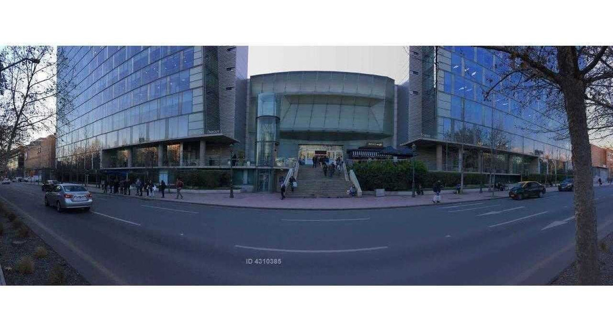 nueva las condes / parque arauco centro financiero