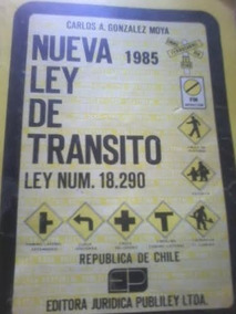 Ley Del Transito 18290 Actualizada Download