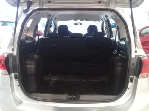 nueva linea chevrolet spin lt 5 asientos manual dr