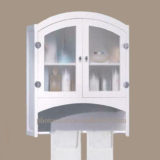 Nueva Línea De Madera Blanca Muebles Cuarto De Baño Almacen