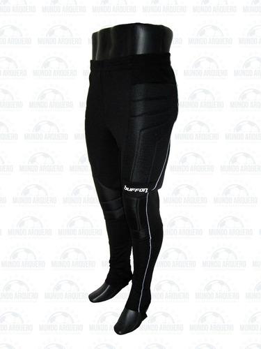nueva linea de pantalon pants para portero modelo buffon champion  - envio gratis - mundo arquero