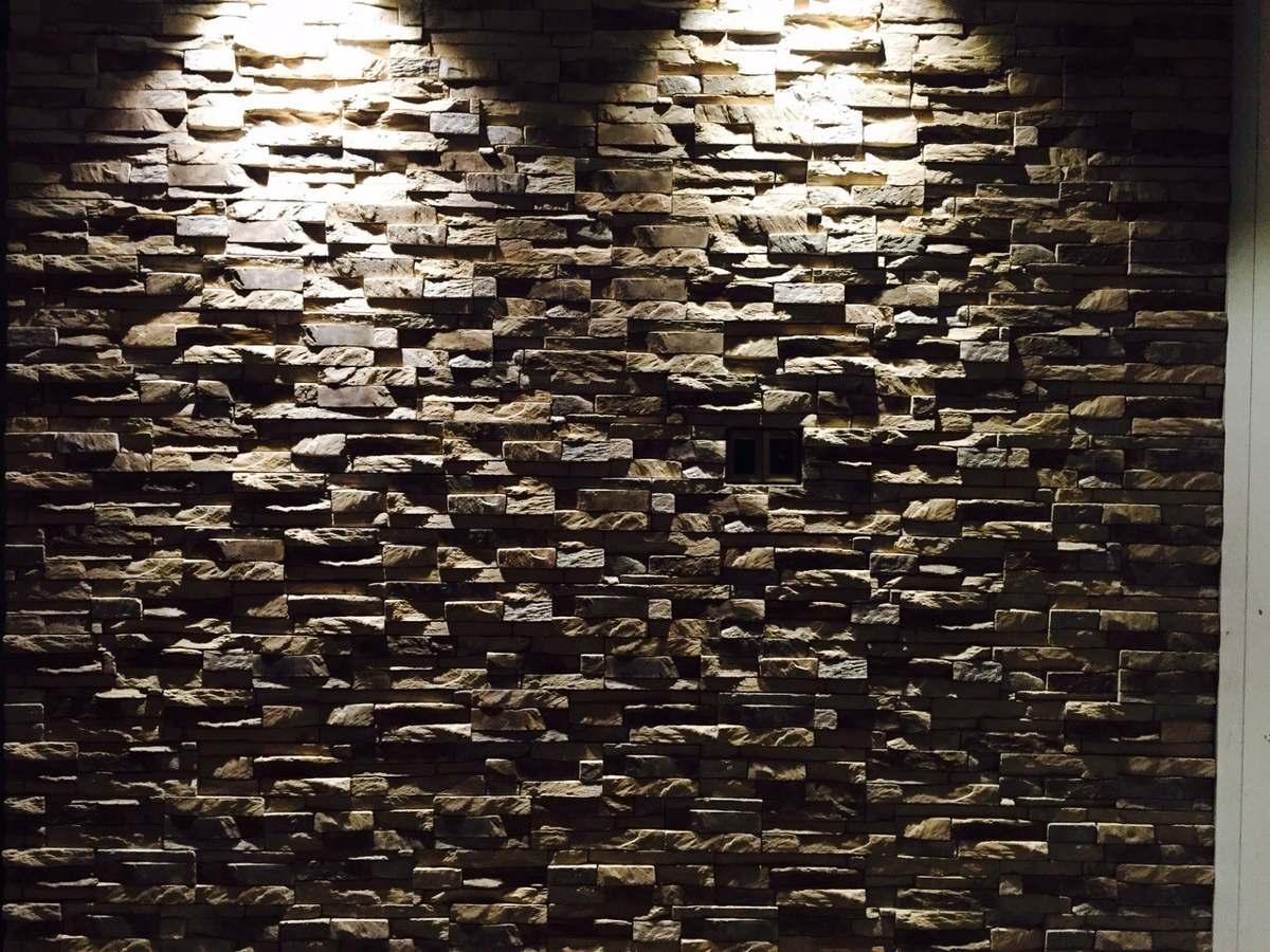 Nueva L Nea De Revestimientos Piedra Artificial Easy