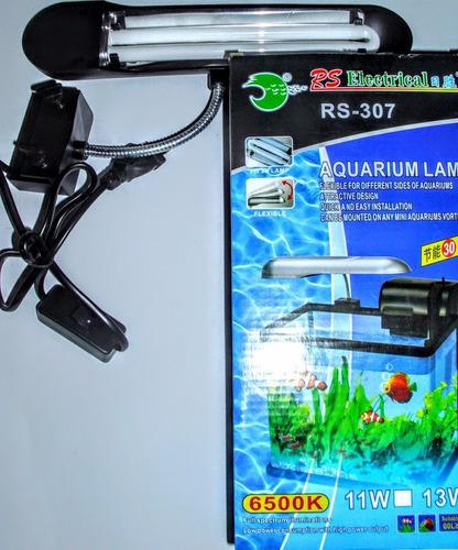 nueva luz para acuario .excelente relacion calidad/precio .