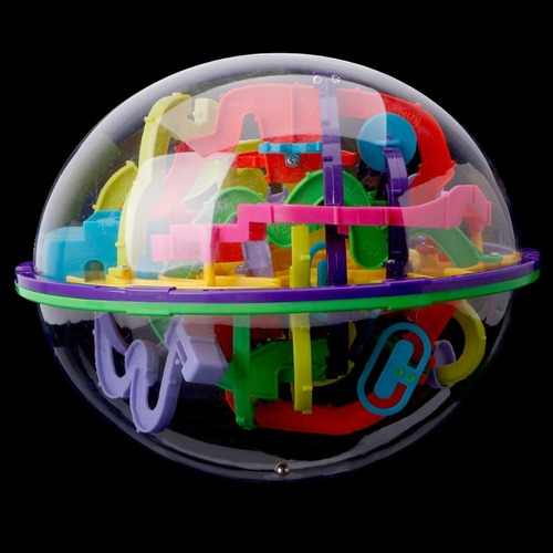 nueva magic ball intelectual- laberitno 3d