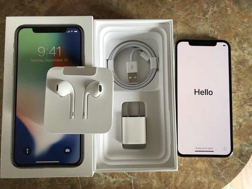 nueva manzana iphone x 256gb