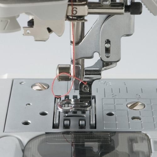 nueva maquina de coser y bordar brother se400 computarizada