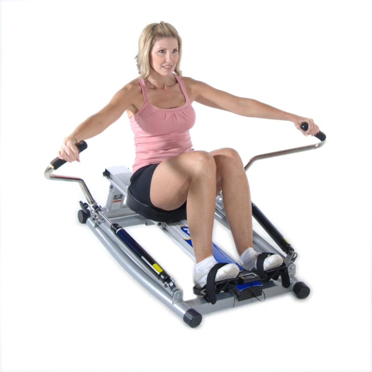 Nueva maquina remo stamina c monitor orbital compacta for Maquinas para gym